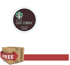 KEURIG K-CUPS Starbucks Coffee CAFFE VERONA 216 count FREE SHIPPING