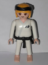 Playmobil personnage judokate pour city life maison sport summer fun école
