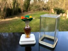 Miniature Rarissime - CANOTIER de  ROSE VALOIS - Plein - Boîte - Perfume Mini