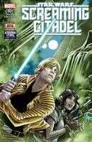 Star Wars Screaming Citadel #1 Marvel Comic 1st Print 2017 NM