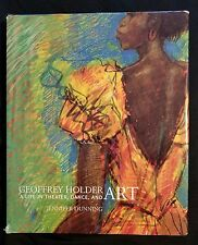 Book Geoffrey Holder A Life in Theater Dance & Art Trinidad and Tobago