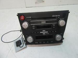 SUBARU LIBERTY RADIO/CD/DVD/SAT/TV NAV head unit only, 4TH GEN, 09/03-08/09
