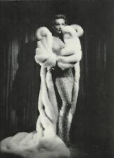 """MARLENE DIETRICH- PROGRAMME """"LE THEATRE DE L'ETOILE- 30-11-1959. AVEC AIME BAREL"""
