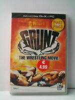 GRUNT The wrestling movie [Divx, A.Holzman]