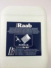 ORIGINAL Ha-Ra Hans Raab Konzentriete Vollpflege 10 Liter Kanister
