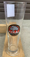 FERAL BREWING CO - 205mm Tall Beer Glass - Not Used
