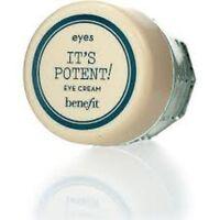 New Benefit It's Potent Brightening Eye Cream To Fade Dark Circles Travel Size!