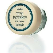 New Benefit It's Potent Brightening Eye Cream To Fade Dark Circles Travel Size!