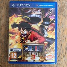 ONE Piece: Pirate Warriors 3-Playstation-PS VITA-Sigillato Nuovo di Zecca &