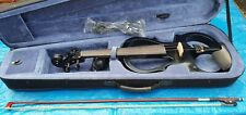 UNBRANDED ELECTRIC/SILENT VIOLIN. BARELY USED.