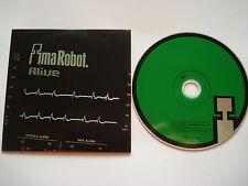 AMA ROBOT  __  ALIVE  __  1 Track PROMO CD 2003