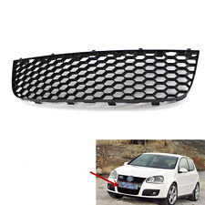 Front Bumper Grille Grill for VW MK5 Golf GTI Gt Sport 06-09 2008 07 Car CA00