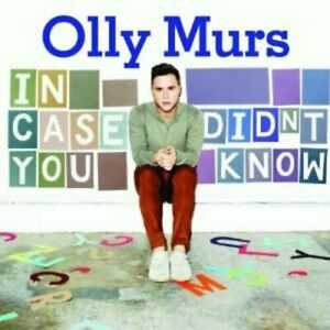 Olly Murs - In Case You Didn't Know (CD Album, 2011)