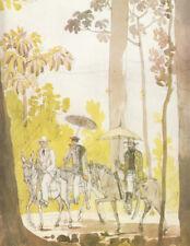 O BRASIL DE THOMAS ENDER 1817. BY GILBERTO FERREZ. TEXT IN PORTUGUESE. SLIPCASE