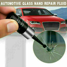 Automotive Glass Nano Repair Fluid Car Window Glass Crack Scratch Repair Tool
