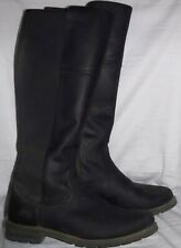 ARIAT Womens Size 9.5 Waterproof Sutton Leather Tall Riding Style Western Boots