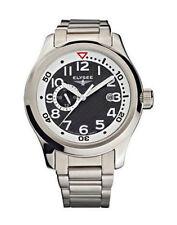 Polierte mechanisch - (automatische) Armbanduhren mit 24-Stunden-Zifferblatt