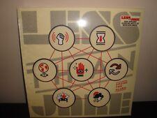 "Less Than Jake ""Sound The Alarm"" Ltd Ed Colored Vinyl Cream Orange Vinyl NEW"