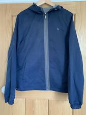 Mens Penguin Reversible Jacket Navy and Grey Size Medium Excellent Condition!