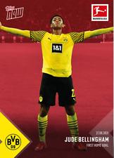 ➠ Topps Now Bundesliga #17 Jude Bellingham Borussia Dortmund (EN) Parallel 14/99