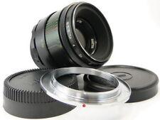 LOMO Russian HELIOS 44-2 Lens Nikon F Mount D7100 D610 Df D750 D800 D810 D4