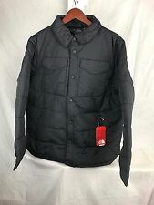 NEW NORTH FACE PATRICK POINTS SHACKET BLACK MENS XL JACKET INSULATED CYK3