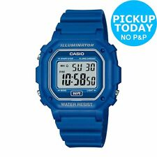 Casio Men's Blue Digital Illuminator Watch.