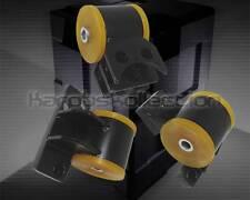 ACURA INTEGRA DC2 DB TYPE-R GS-R RS LS SOLID MOTOR MOUNT B16 B18 ENGINE SWAP YEL