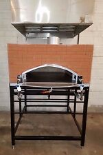 PITA OVEN DECK OVEN PIZZA OVEN NATURAL GAS ETL APPROVED GREAT DEAL !!!!!