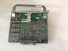 Cisco NM-1FE-1CT1-CSU 1 year Warranty. Real time listing. Tested working