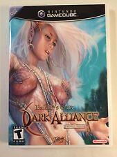 Baldur's Gate Dark Alliance - Gamecube - Replacement Case - No Game