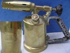 Ancien chalumeau à essence en laiton EXPRESS