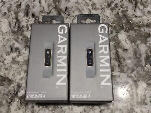 Garmin Vivosmart 4 Activity Tracker Small/Medium - Gray