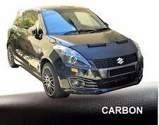 Haubenbra für Suzuki Swift 3 MZ/EZ  Car Bra Steinschlagschutz Tuning CARBON