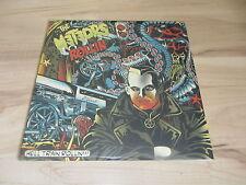 METEORS Hell Train Rollin SIMON Edition Vinyl LP PSYCHOBILLY OTMAPP Paul Fenech
