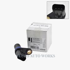 Mini Cooper Crankshaft Crank Position Sensor + Seal Siemens VDO OEM 85844