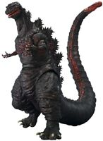 BANDAI  S.H.MonsterArts SHIN GODZILLA 2016 Action Figure New -4549660079248