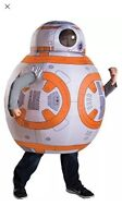 New Rubies Toddler Halloween BB8 BB-8 Costume Size 3t-4t