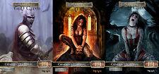 Vampire Pack #2 Custom Altered Tokens (for Sorin, Lord of Innistrad)