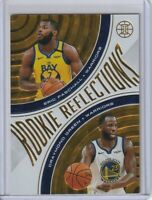 2019-20 PANINI ILLUSIONS E Paschall D Green Warriors ROOKIE REFLECTION #021/125
