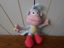 BOOTS THE MONKEY character soft toy/doll, plush DORA THE EXPLORER Fisher Price