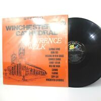 Lawrence Welk Winchester Cathedral (Shrink) LP Record Album Vinyl NM dlp 25774