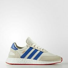 Adidas Iniki Runner Boost Pride of 70s Off White EU 49 1/3 | US 14 | UK 13.5