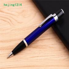JINHAO 707 Blue Cute little finger Business office Medium Ballpoint Pen New