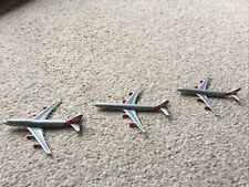 More details for miniature set of 3 die cast virgin atlantic aeroplanes