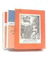 The Juniper Tree and Other Tales (2 volume slipcase... by Wilhelm Grimm Hardback