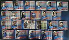 135x PANINI Carrefour France FFF World Cup 2018 Sticker - Silver Lot - Holo Lot