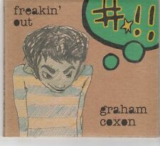 (HE872) Graham Coxon, Freakin' Out / All Over Me - 2004 DJ CDs