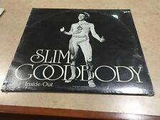 Slim Goodbody Inside Out Private Press Weirdo Children Worst Cover 1977 SEALED