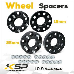 15mm + 25mm 5x4.5 to 5x114.3 Wheel Spacers M12X1.25 For G35 G37 Nissan 350Z 370Z